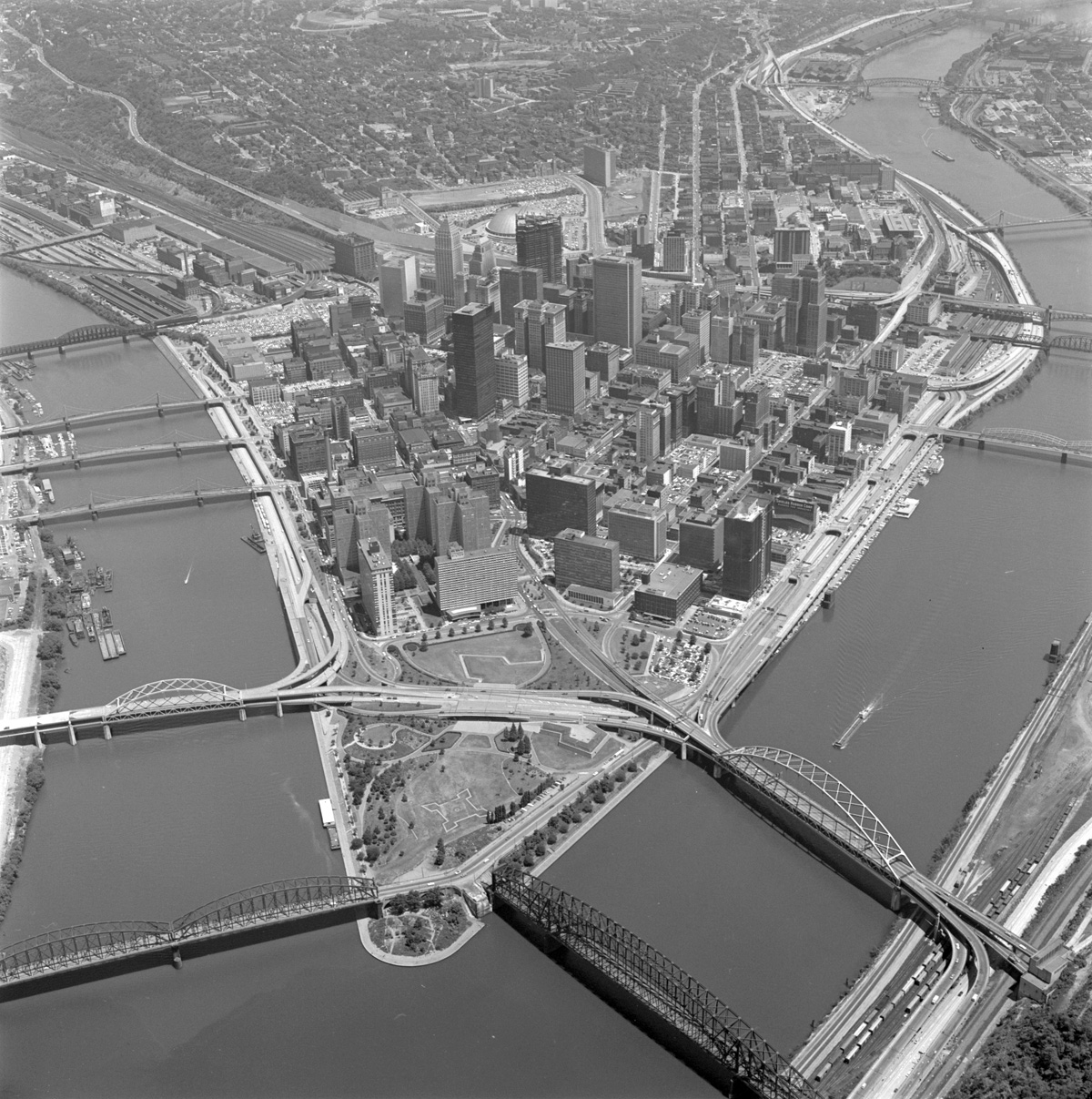 Pittsburgh and the Cold War